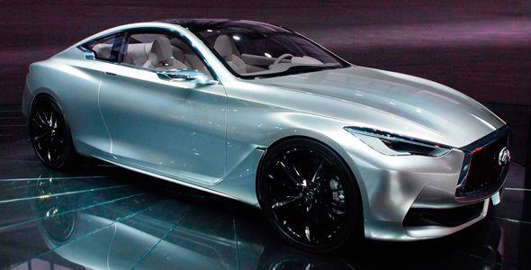 Infiniti Q60 Concept, en el Salón del Automóvil de Detroit
