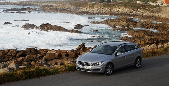 Prueba: Volvo V60 D3 Kinetic 136 CV manual
