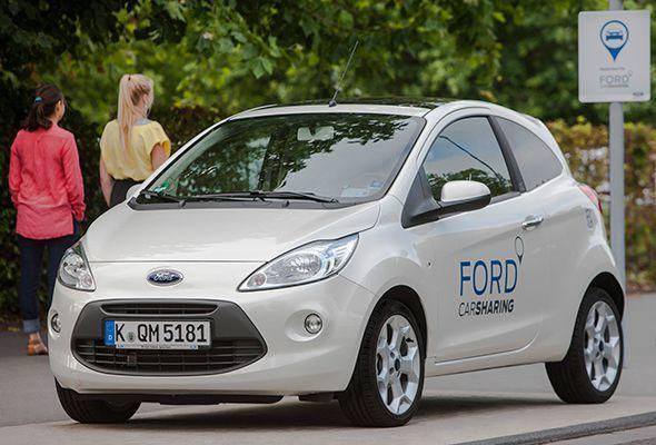 Ford realizará 25 experimentos de movilidad en todo el mundo en 2015