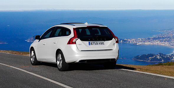 Prueba: Volvo V60 D6 Plug-in Hybrid AWD Aut 283 CV 2014