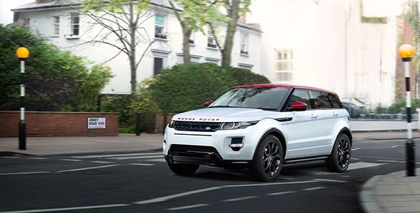 Nuevo Range Rover Evoque British Edition 2015