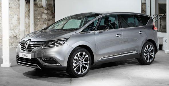 Precios del nuevo Renault Espace 2015