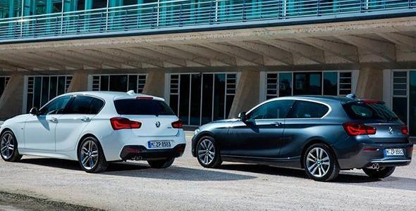 Presentación y prueba: BMW Serie 1 2015