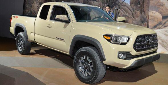 Toyota Tacoma, al más puro estilo americano