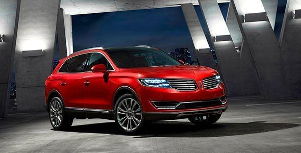 Nuevo Lincoln MKX en el Salón de Detroit 2015