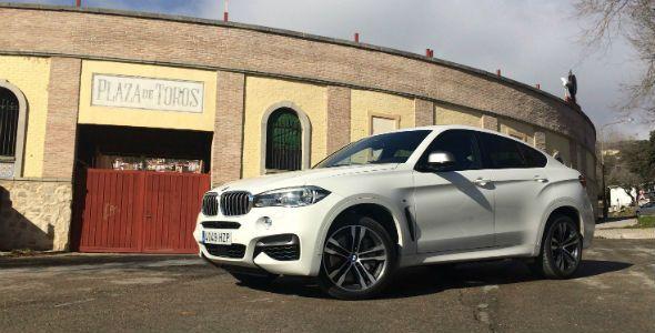 Nuevo BMW X6, primera prueba