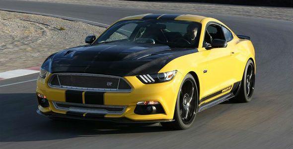 Shelby Mustang GT 2015, hasta 700 CV