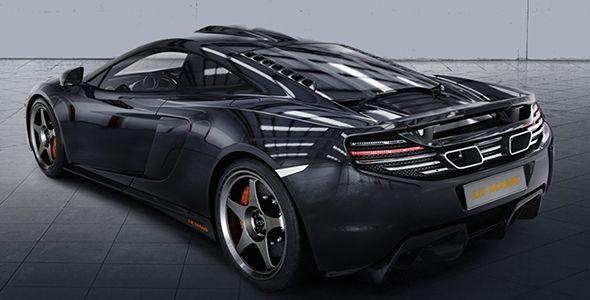 Nuevo McLaren 650S Le Mans edición especial