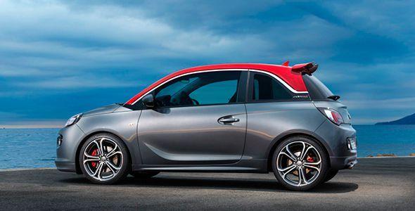 Nuevo Opel Adam S 2015: el deportivo de bolsillo