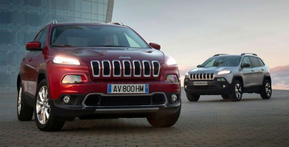 Jeep Cherokee: edición especial 'Business'