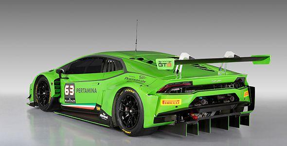 Nuevo Lamborghini Huracán GT3 2015: sólo para circuitos