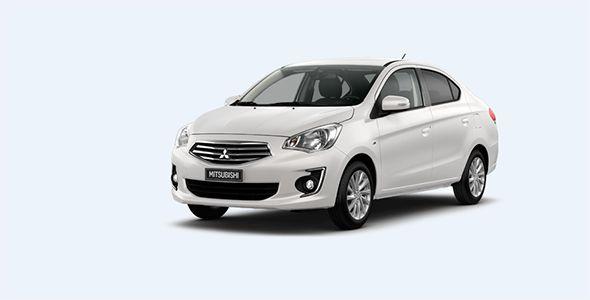 El nuevo Mitsubishi Attrage 2015 llega a Europa