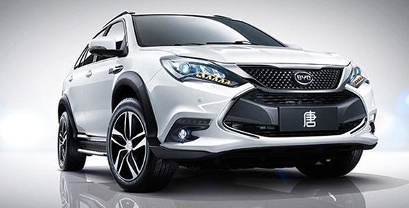 Nuevo BYD Tang Hybrid, el coche chino de 80.000 €