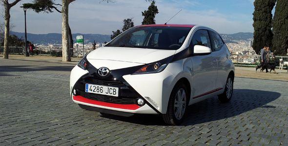 Presentación y prueba: nuevo Toyota Aygo 2015