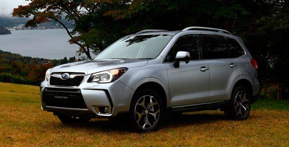 Subaru Forester Diésel, ahora con cambio automático