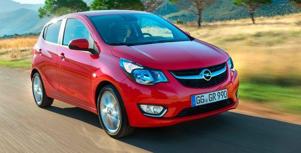 Opel Karl, nuevo modelo de acceso a la marca