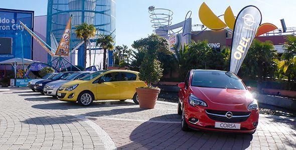 Primera prueba del nuevo Opel Corsa 2015