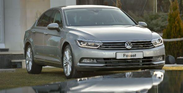 Volkswagen Passat: la octava generación, a prueba