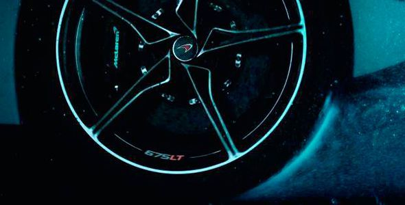 El McLaren 675LT listo para presentarse en el Salón de Ginebra 2015