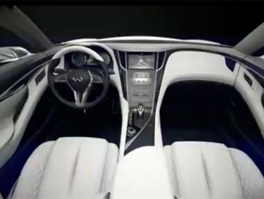 Vídeo: Infiniti Q60 Concept