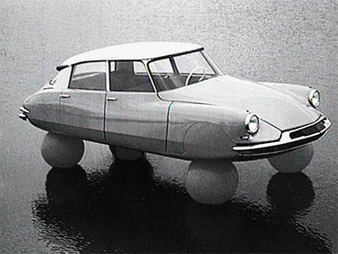 60 años de historia del Citroën DS en vídeo