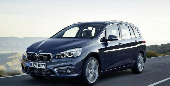 El nuevo BMW Serie 2 Gran Tourer llega a España a mediados de año.