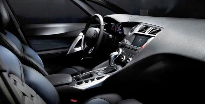 El interior del nuevo DS 5 es un gran ejercicio de diseño.