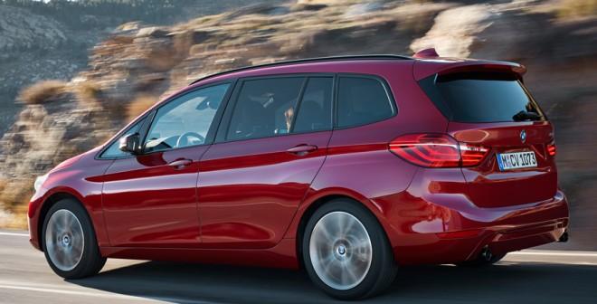 Novedades de BMW en el Salón de Ginebra 2015