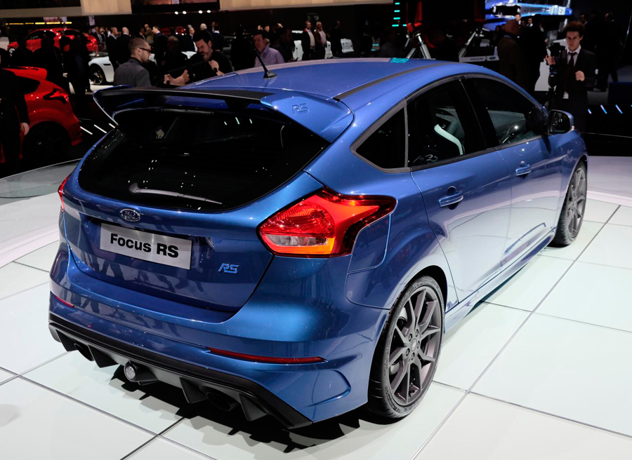 Ford focus rs 2015 desvelado - Focos salon ...