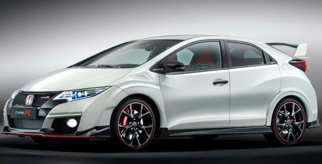 Nuevo Civic Type R