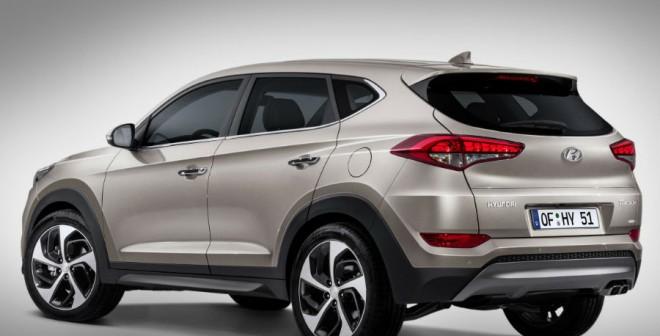 El nuevo Hyundai Tucson llega cargado hasta arriba de equipamiento.