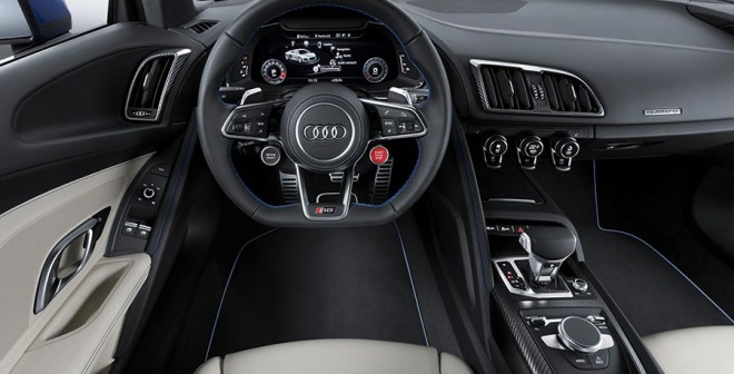 Nuevo Audi R8 Ginebra 2015