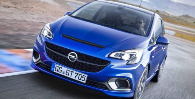 El Opel Corsa OPC se sentirá como en casa dentro de un circuito.