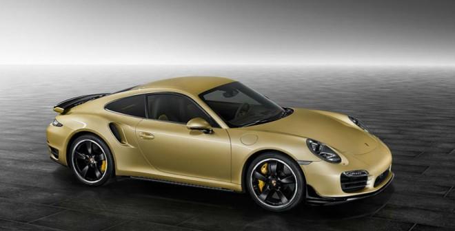 El coste del nuevo kit aerodinámico de Porsche para el 911 Turbo es, con montaje incluido, de 6.108,75 euros.