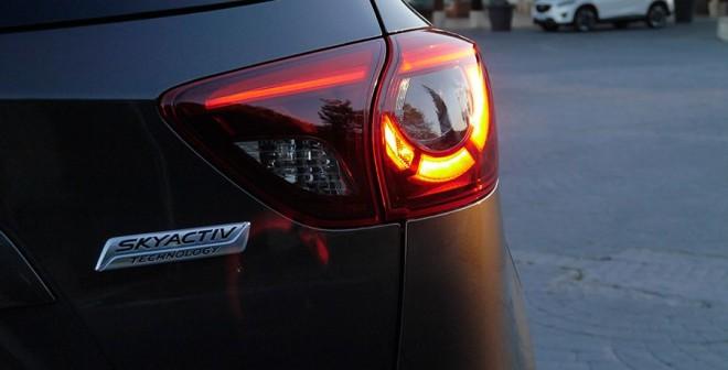 Presentación y prueba del nuevo Mazda CX-5 2015, Sitges, Rubén Fidalgo