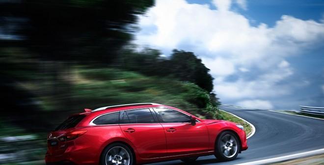 Presentación y prueba nuevo Mazda6 2015