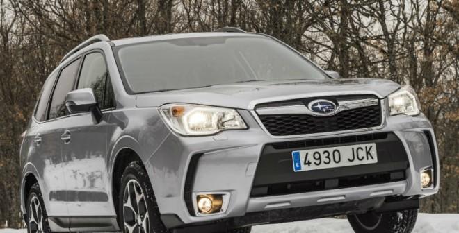 La cuarta generación del Forester se renueva después de dos años en el mercado.