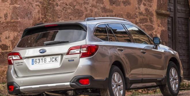 El diseño exterior del nuevo Subaru Outback es un paso adelante, pero sin dramatismos.