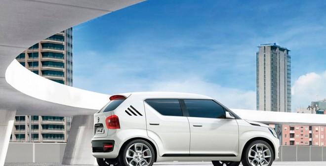 Suzuki iM-4 Concept Salón de Ginebra 2015