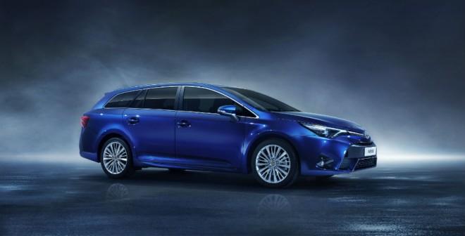 También veremos en Ginebra la versión familiar del nuevo Avensis.