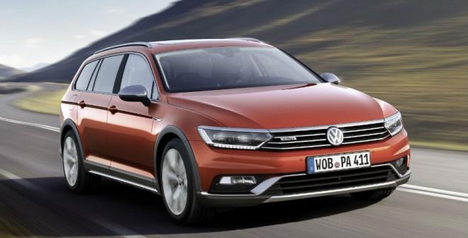 El nuevo Volkswagen Passat Alltrack se presenta en Ginebra.