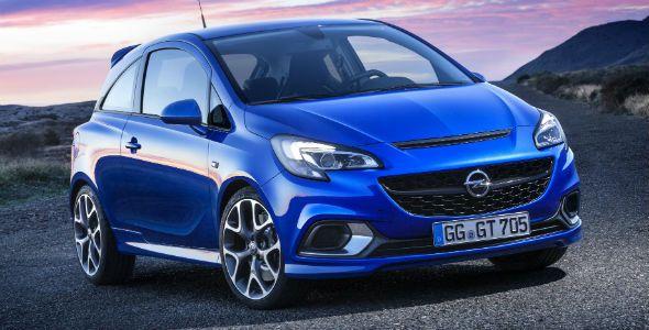 Nuevo Opel Corsa OPC, con 207 CV