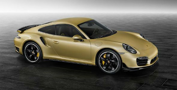 Porsche 911 Turbo, nuevo kit aerodinámico