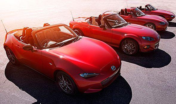 El Mazda MX-5 2015 cada vez más cerca
