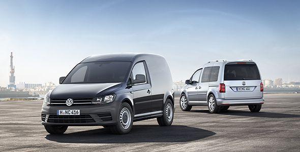 En junio llega el nuevo VW Caddy 2015