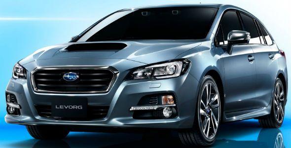 Subaru Levorg, primicia en el Salón de Ginebra
