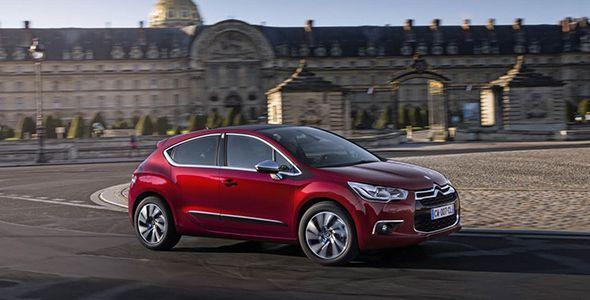 Nuevos motores más potentes para el Citroën DS4