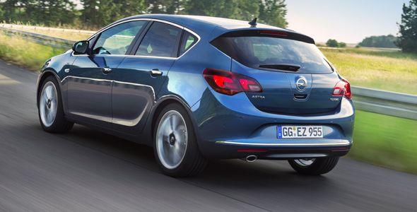 Opel Astra 1.6 CDTI, la eficiencia como objetivo