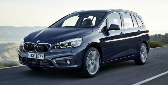 BMW Serie 2 Gran Tourer, a la venta en junio desde 29.950 euros