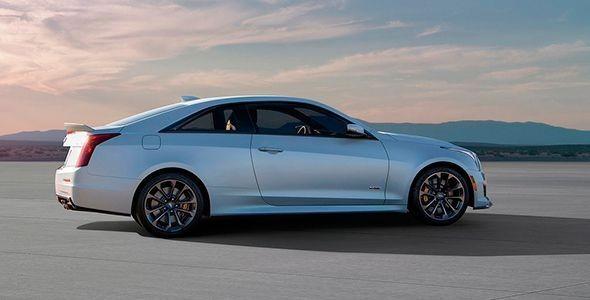 Los nuevos Cadillac CTS-V y ATS-V en el Salón de Ginebra 2015